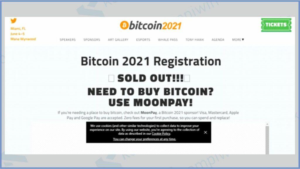 Event Bitcoin 2021