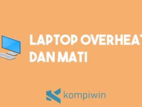 Laptop Overheat Dan Mati 12