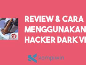 [REVIEW] Cara Menggunakan Hacker Dark VIP FF (Free Fire) 3